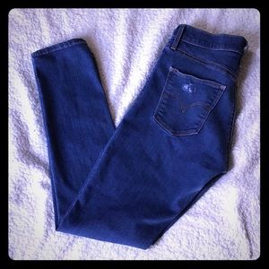 ⭐️Levi's👖 Distressed Slimming Skinny Jeans